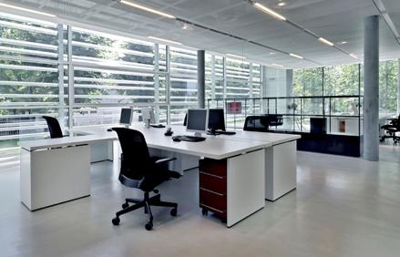 En utförd kontorsstädning i Älvsjö